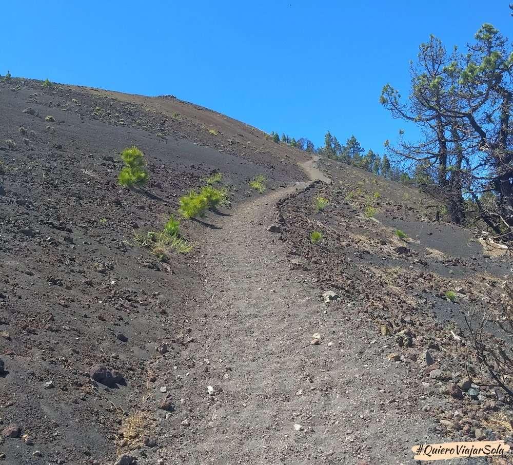 Ruta de los Volcanes, las Deseadas