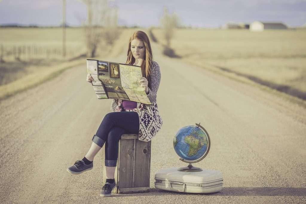 Razones para viajar sola