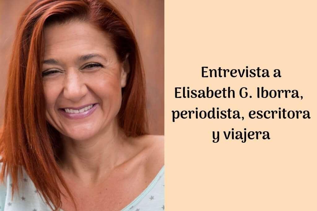 Entrevista a Elisabeth G. Iborra