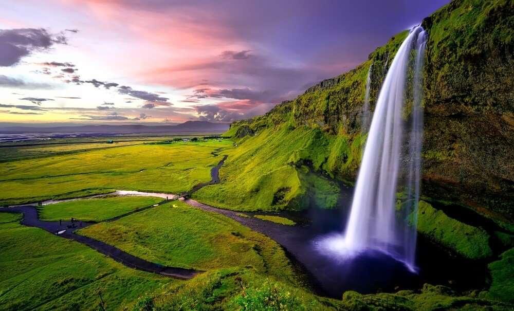 Islandia, países para viajar sola