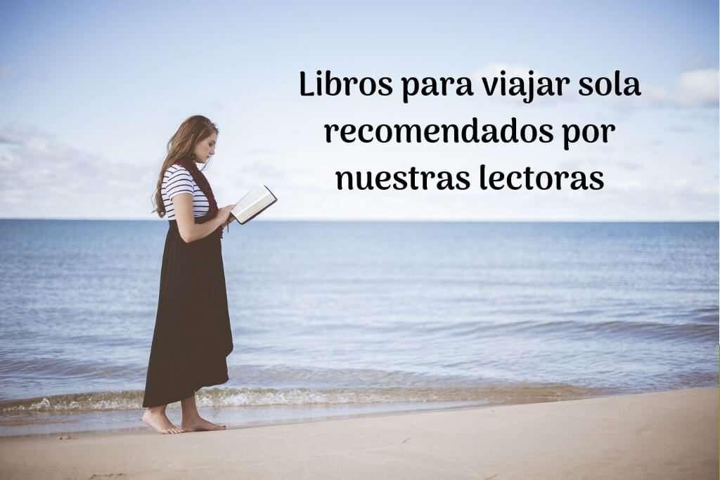 Libros para viajar sola