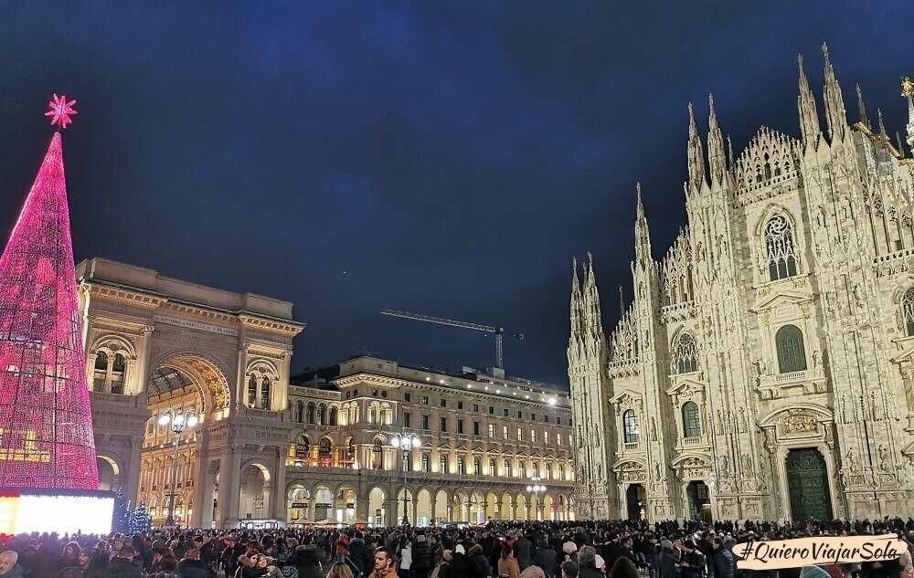 Países para viajar sola, Italia