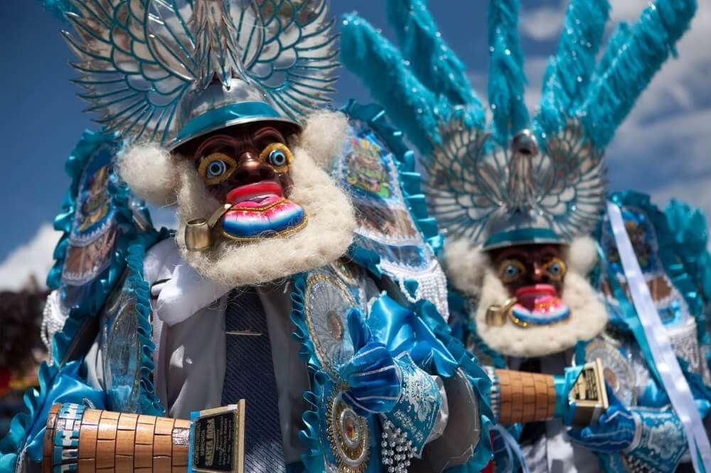 Fiesta de la Candelaria, peru.travel
