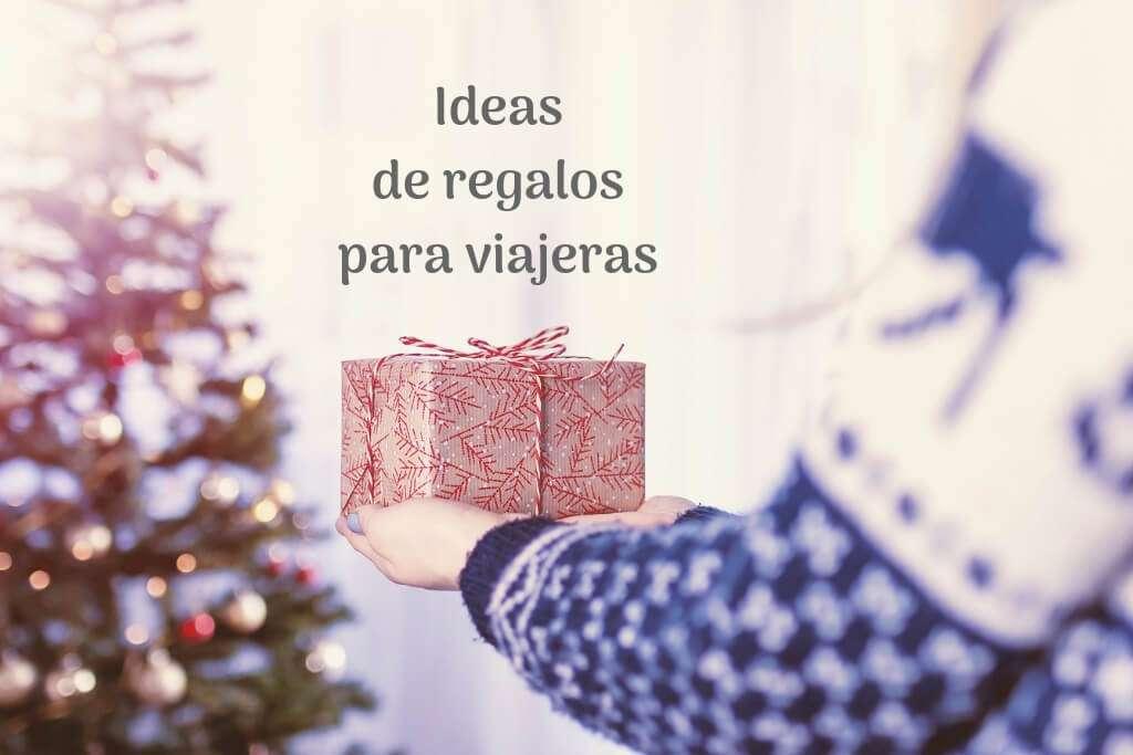Ideas de regalos para viajeras