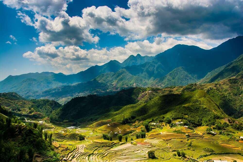 Vietnam, países para viajar sola