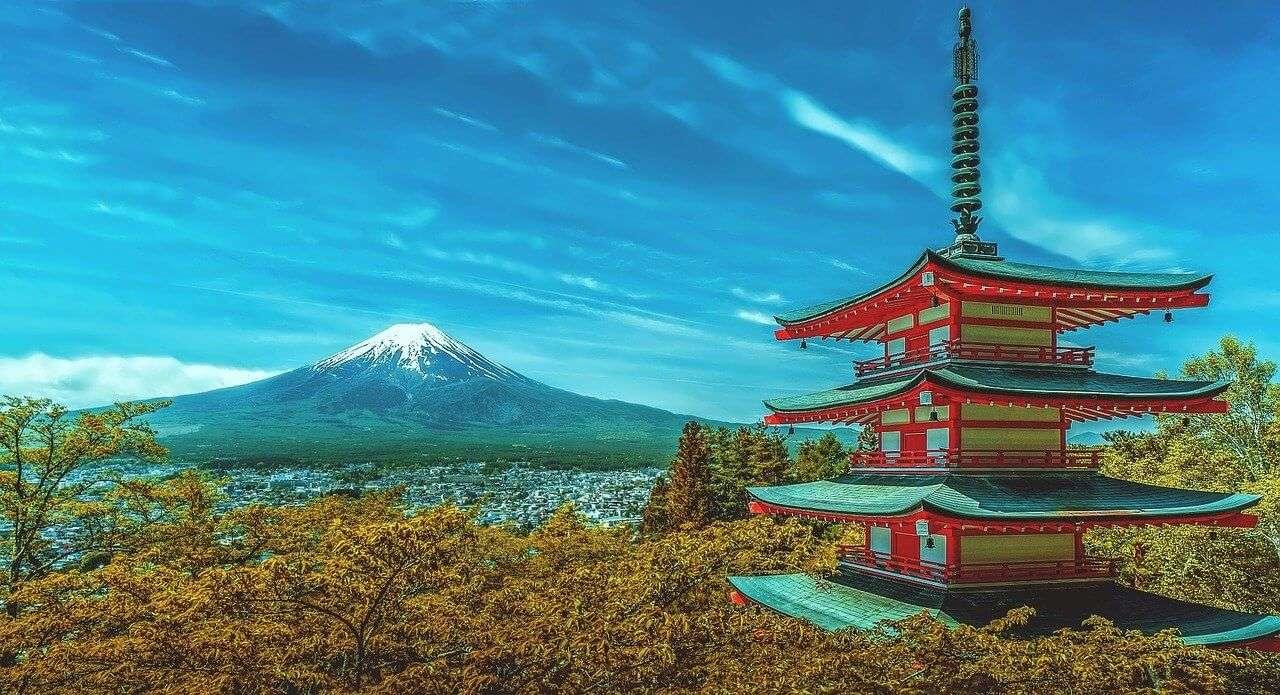 países para viajar sola, Japón