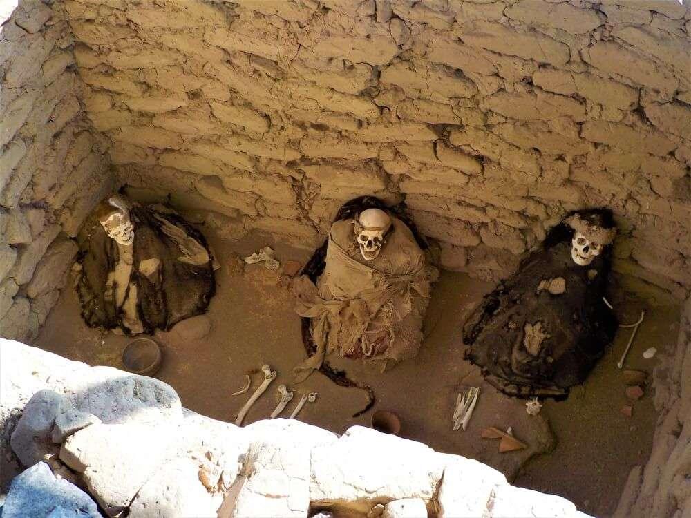 Viajar sola a Nazca, Aroa Quintana