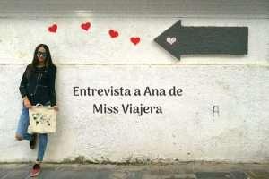 Entrevista a Miss Viajera: «En Brasil me quité el miedo a viajar sola»