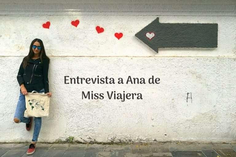 Entrevista a Miss Viajera