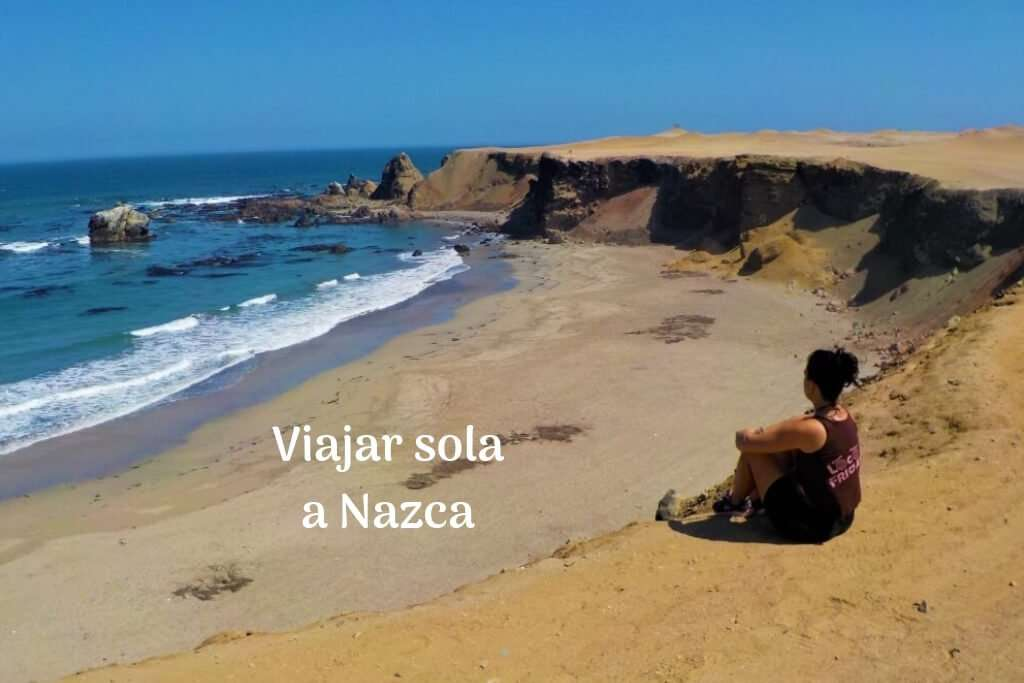 Viajar sola a Nazca (Perú) y alrededores