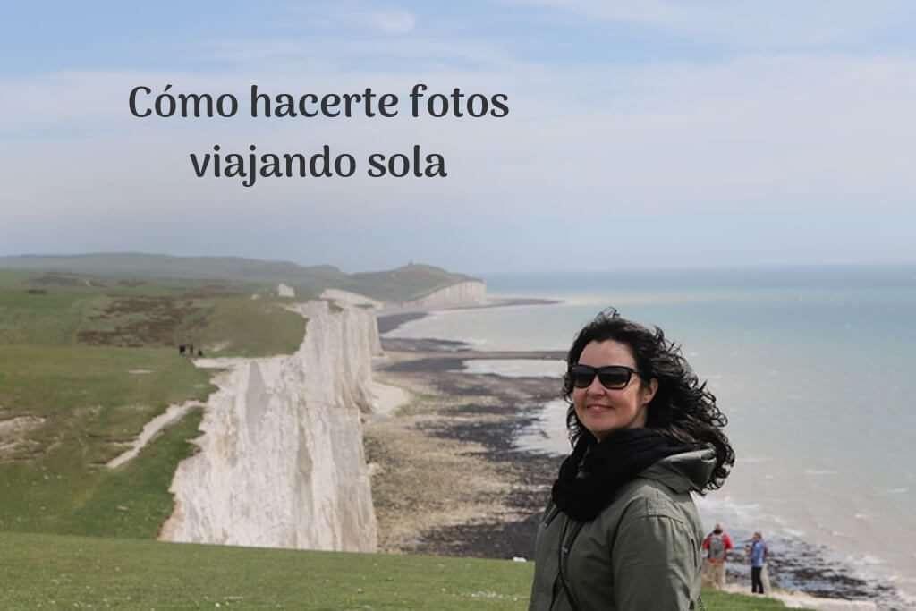 Hacerte fotos viajando sola, Iria Pardo