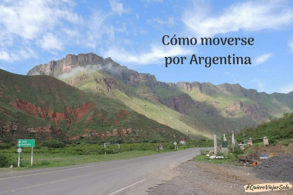 Cómo moverse por Argentina
