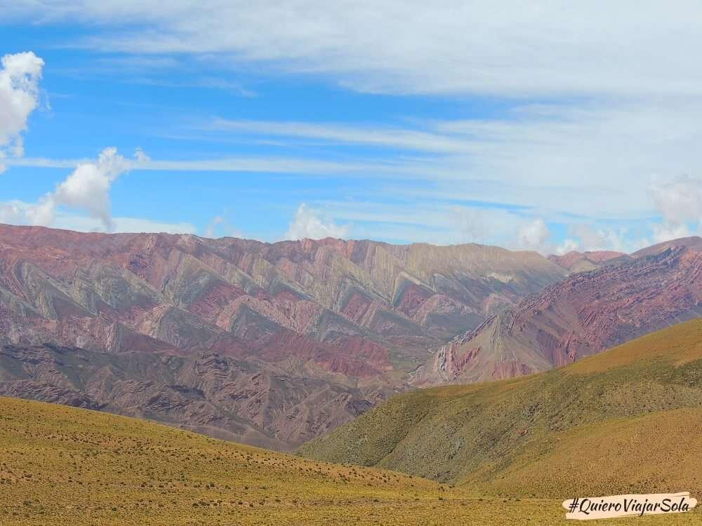 Viajar sola a la Quebrada de Humahuaca, Humahuaca