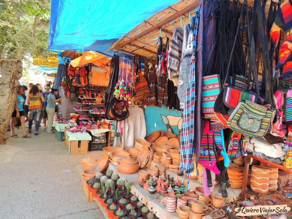 Viajar sola a la Quebrada de Humahuaca, Tilcara
