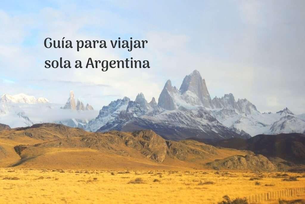 7ebda24eff2a Guía para viajar sola a Argentina - #QuieroViajarSola