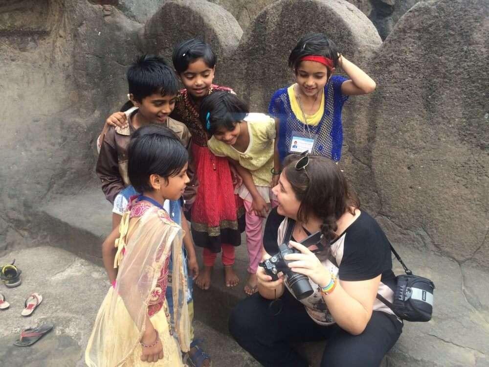 Viaje sola a India, fotos