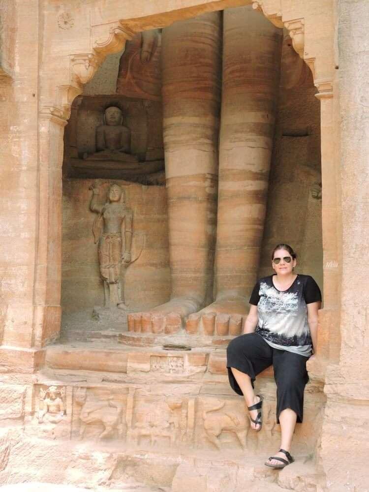 Viaje sola a India