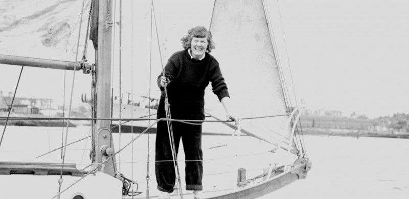 Mujeres que viajaron solas, Ann Davison