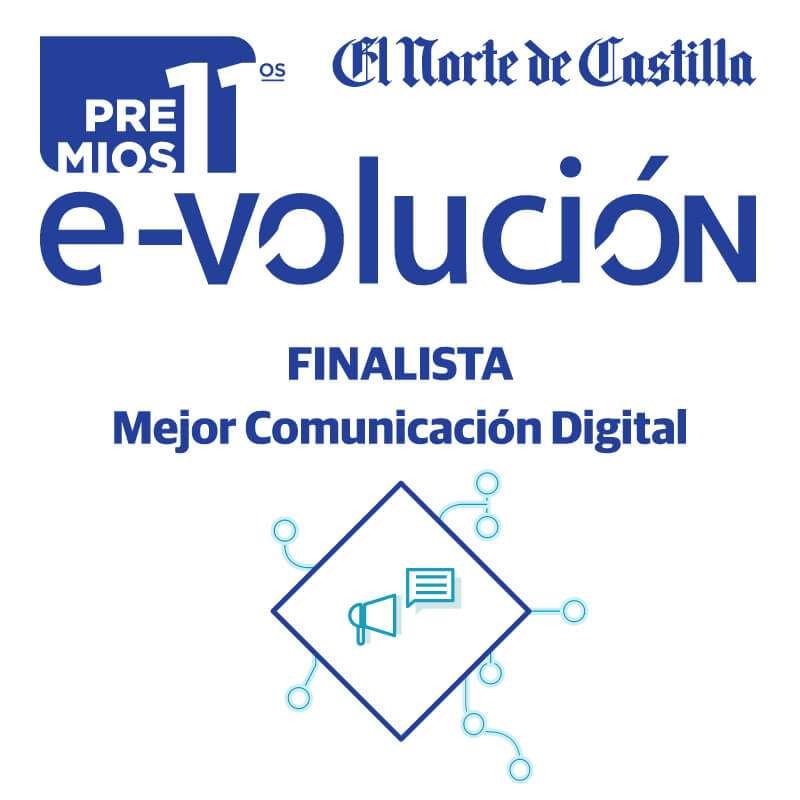 Finalista Comunicación Digital