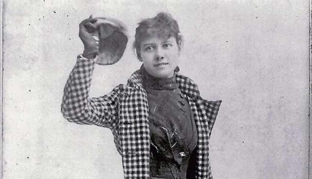 Mujeres que viajaron solas, Nellie Bly