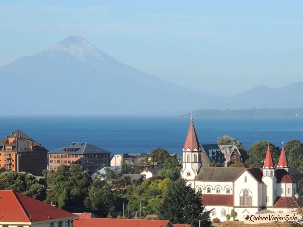 Viajar sola a Chile, Puerto Varas