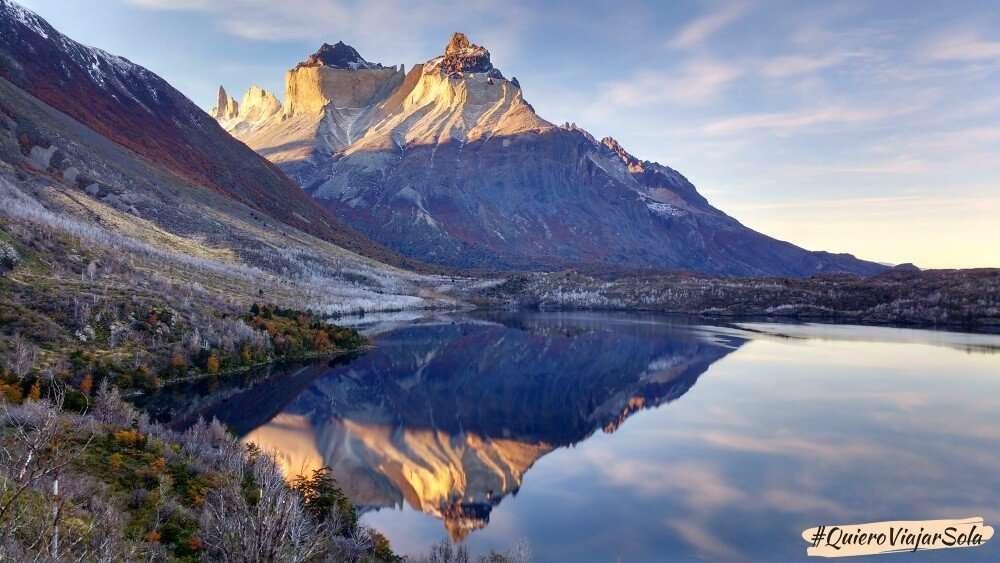 Viajar sola a Chile, Torres del Paine