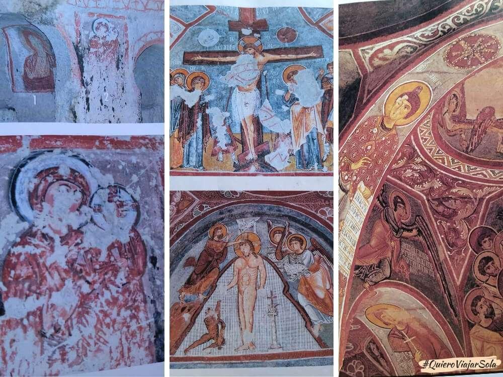 Viajar sola a la Capadocia, Museo aire libre Göreme