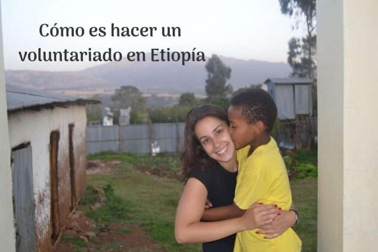 Voluntariado en Etiopía