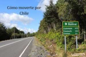 Cómo moverte por Chile