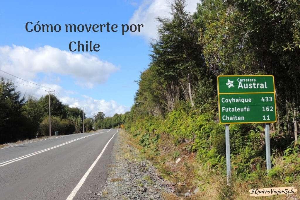 Cómo moverte por Chile