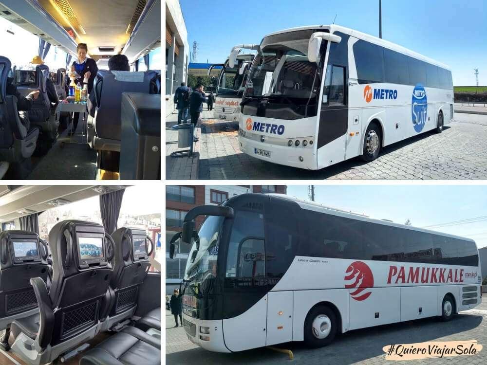 Cómo moverte por Turquía en autobús