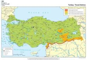 Es seguro viajar sola a Turquía