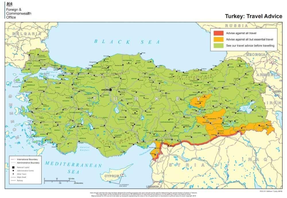 ¿Es seguro viajar sola por Turquía?