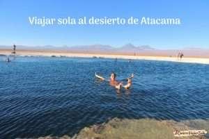Viajar sola al desierto de Atacama