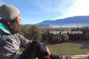 Cómo moverte por España por tierra, mar y aire