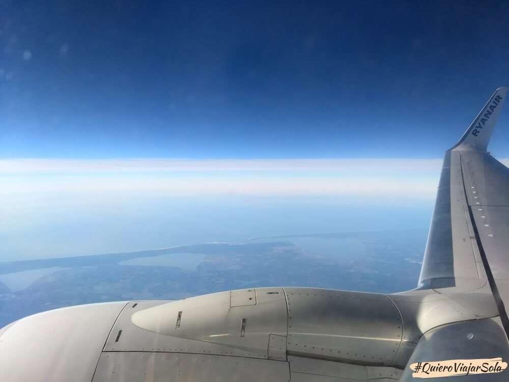 Cómo moverte por Francia en avión