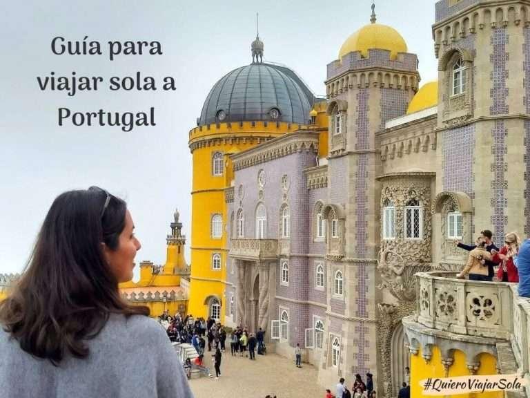Viajar sola a Portugal