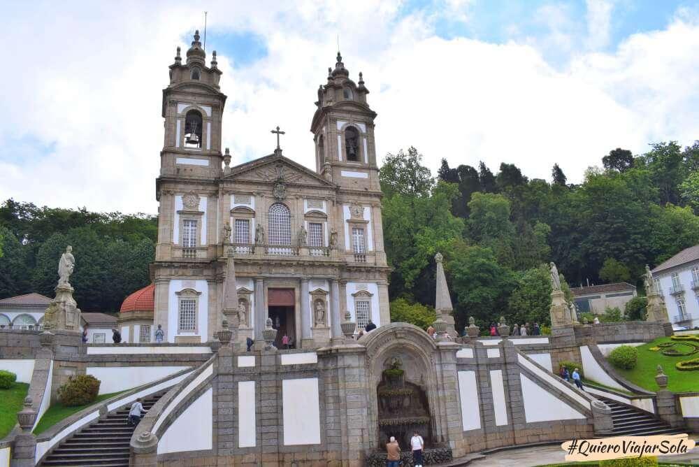Viajar sola a Portugal, Braga