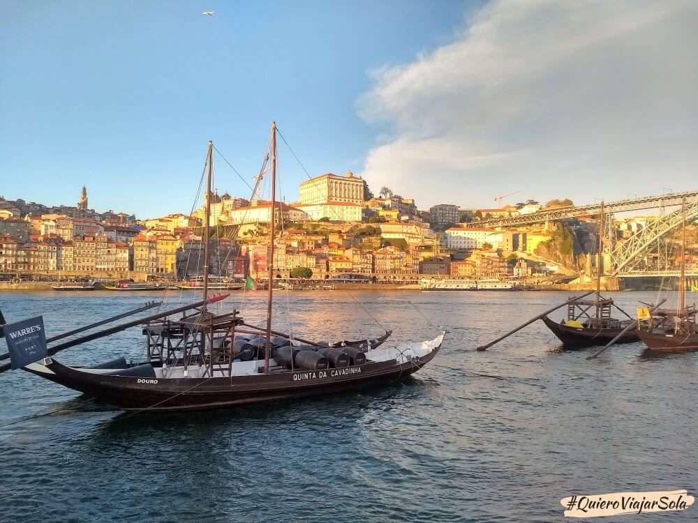 Viajar sola a Portugal, Oporto