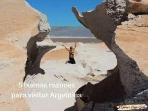 5 buenas razones para visitar Argentina