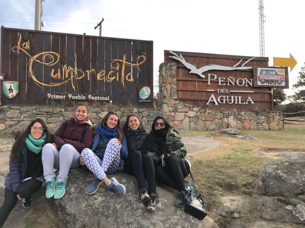 Vacaciones de invierno en el centro de Argentina, La Cumbrecita