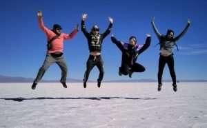 Mis vacaciones de invierno en el norte de Argentina