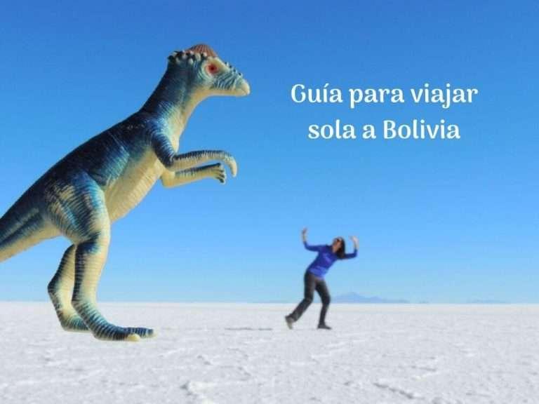 Viajar sola a Bolivia, Salar de Uyuni