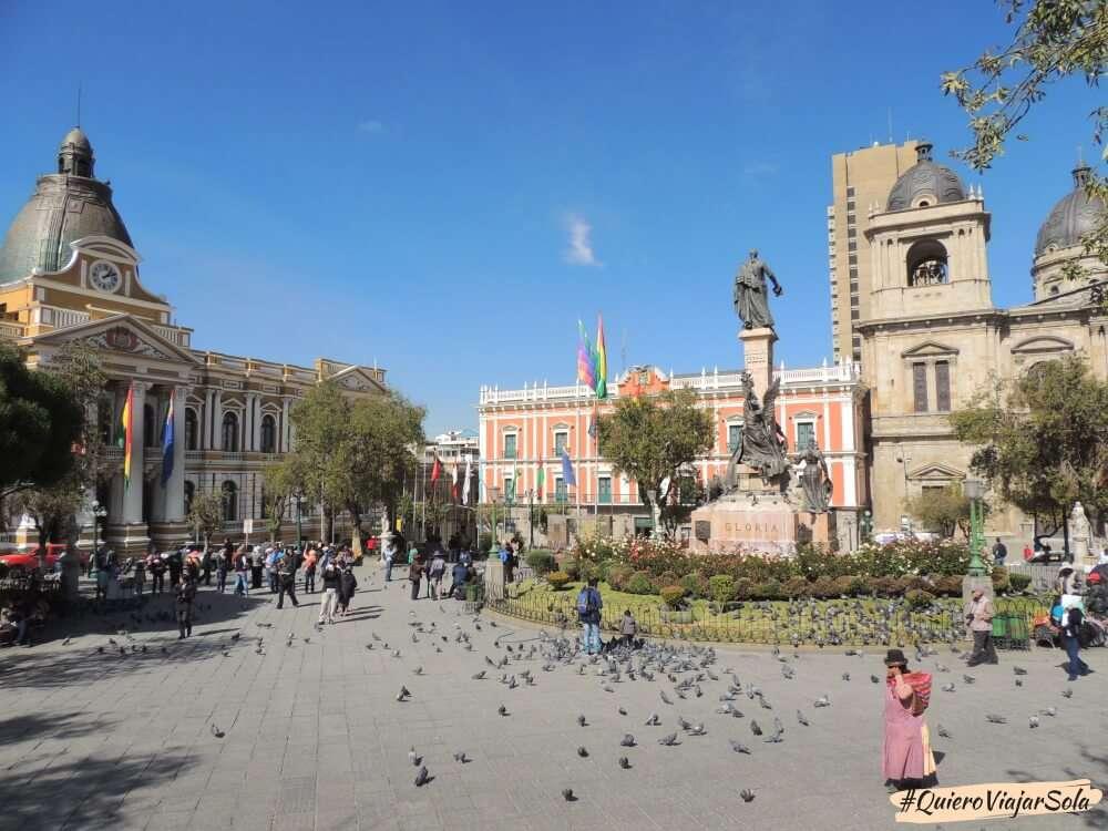 Viajar sola a Bolivia