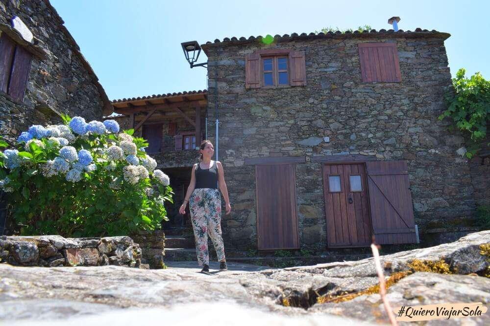 Viajar sola a Coimbra, Lousã