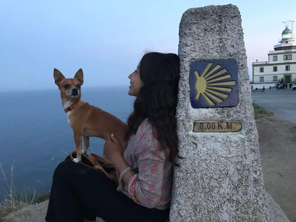 Camino de Santiago con tu mascota, Finisterre