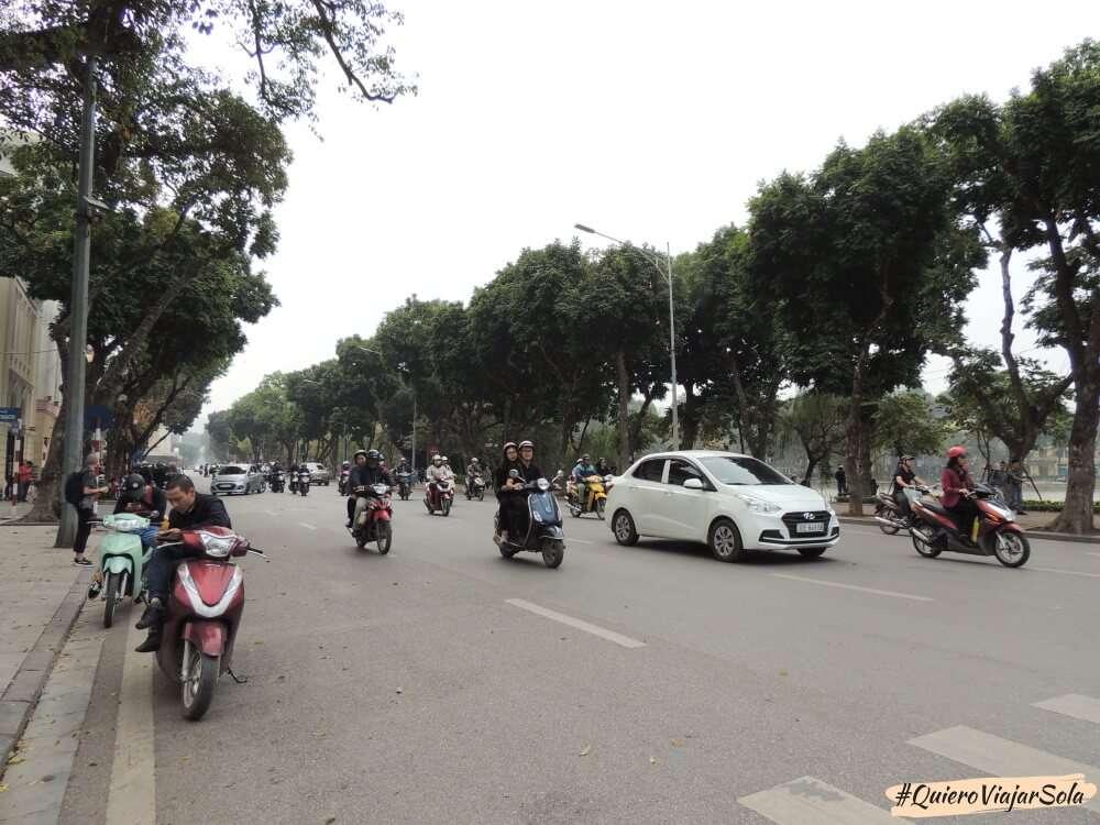 ¿Es seguro viajar sola por Vietnam?