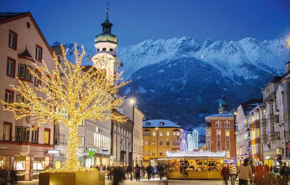 Viajar a Innsbruck en invierno