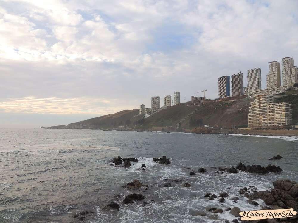 Viajar sola a Valparaíso, Dunas de Concón