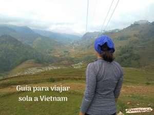 Viajar sola a Vietnam